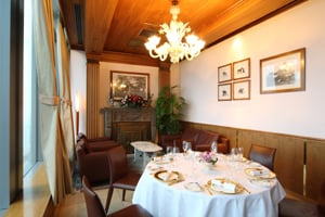 Restaurant's Golosi room