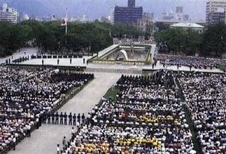 Hiroshima Memorial Ceremony