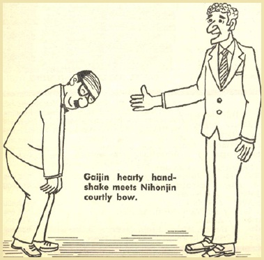 Gestures for greeting