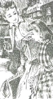 Katsuji Matsumoto's illustration