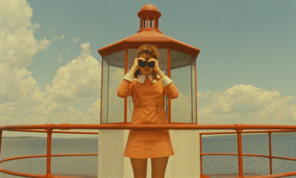Kara Hayward as Suzy Bishop in 'Moonrise Kingdom'