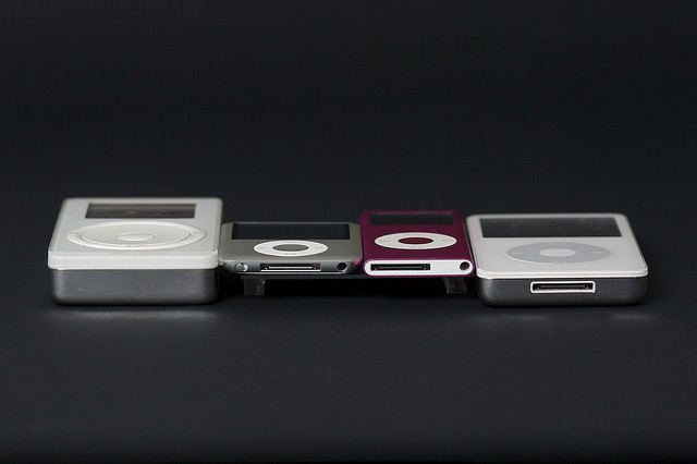 Bilingual News Podcast iPods