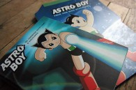 Astro Boy manga/stationary: Sharyn Marrow/Flickr