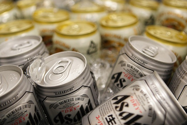beer and haposhu sales