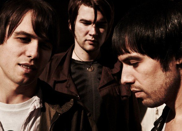 The Cribs- press image