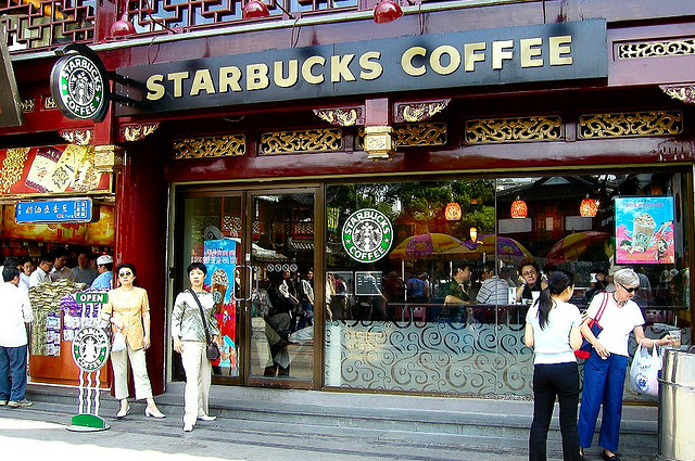 Around Asia Chinese Media Attacks Starbucks For High Prices In Other News