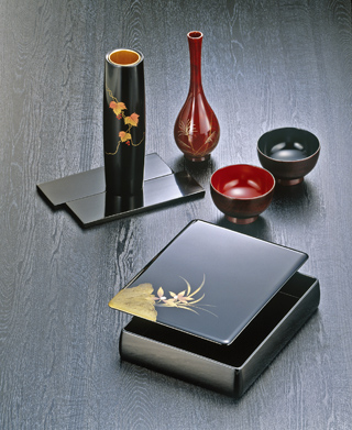 The understated grace of Kawatsura lacquerware