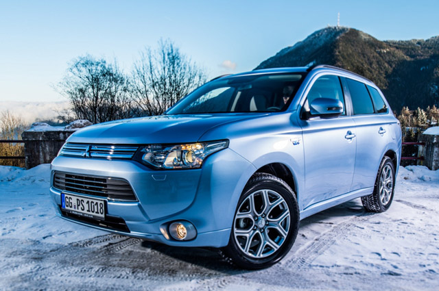 The Outlander PHEV
