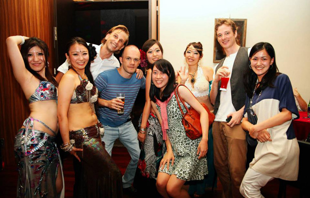 1. The Easiest Place to Meet Friendly Japanese (Girls)
