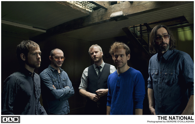 After ripening into middle age and releasing six albums, the members of The National have finally outgrown the angst and self-doubt that plagued their early tours.