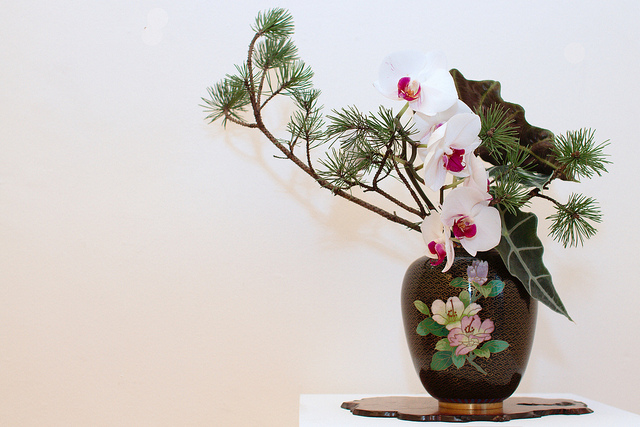 Ikebana Competition - ...