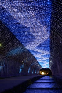 The-LED-tunnel-by-the-Hori-River
