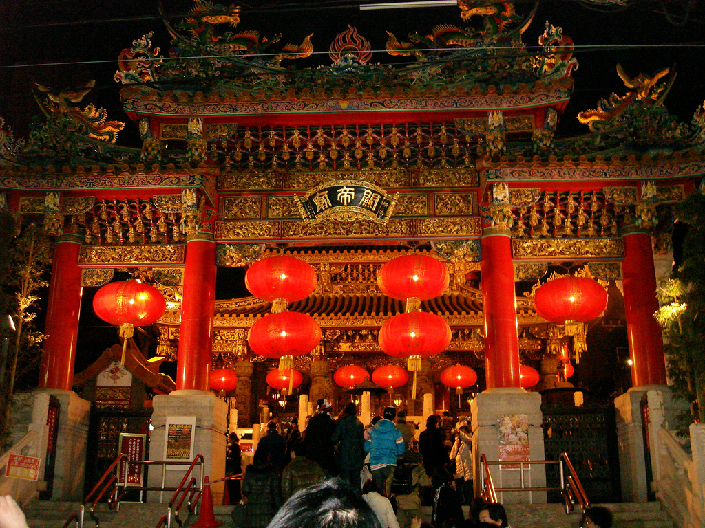 yokohama-chinatown-temple
