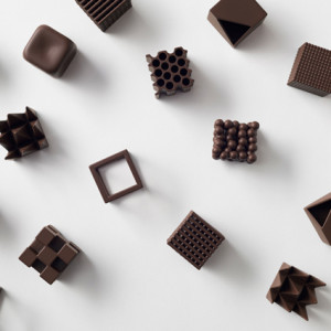 nendo-chocolatextures