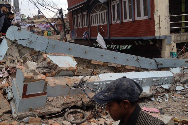 Nepal-earthquake-Japanese-aid