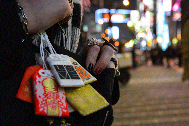 Japanese Lucky Charms The Guide To Omamori Guides Japanese Culture