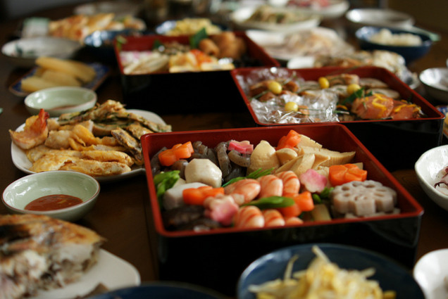 osechi details
