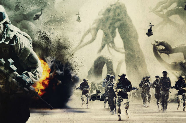 Monsters- Dark Continent