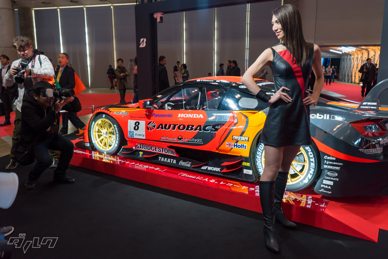 Tokyo Auto Salon Shows Off Its Curves Leaves A Bit In The Boot - Tokyo car show 2018