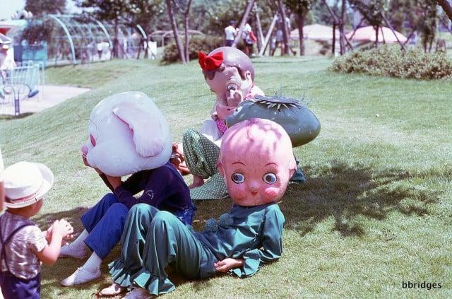 Yokohama Dreamland 1969