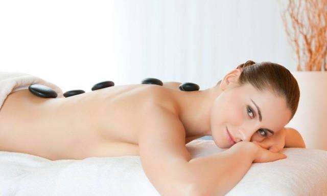 Elana Jade stone massage