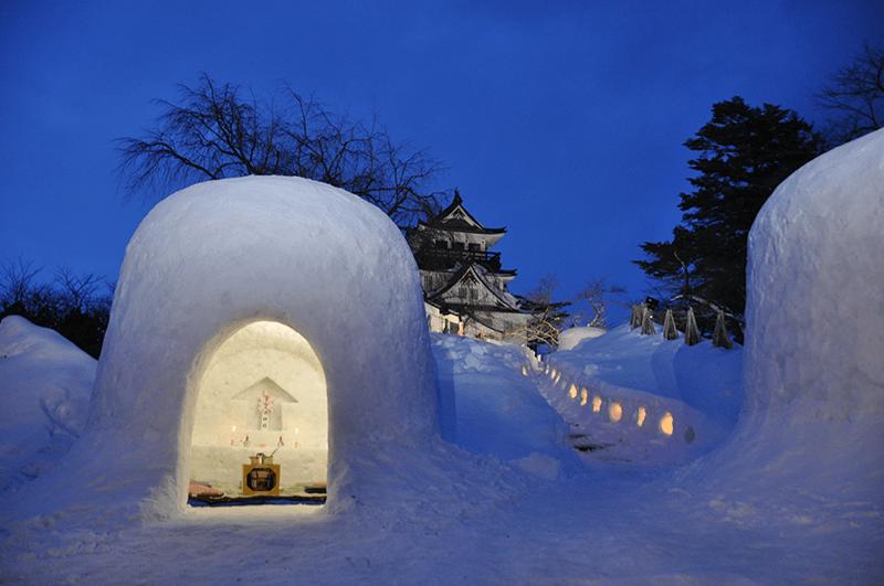 yokote-kamakura-festival