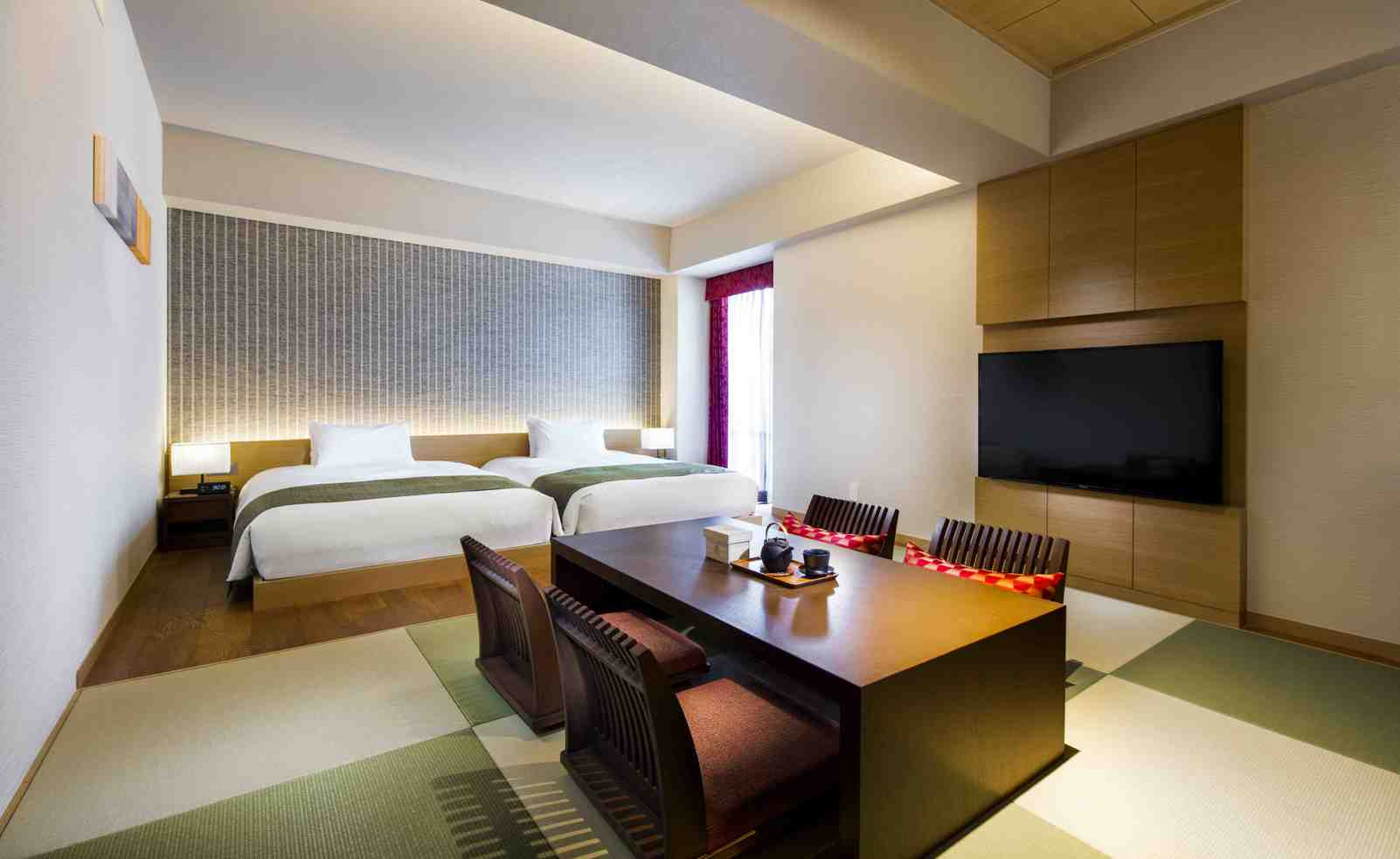 Rihga royal hotel kyoto reopens in style for autumn for Design hotel kyoto