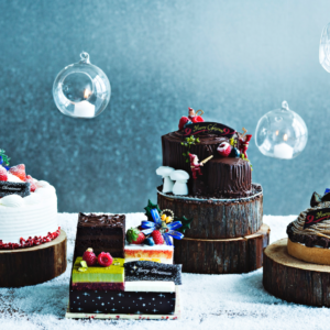 Christmas Cakes And Creative Cocktails At Andaz Tokyo