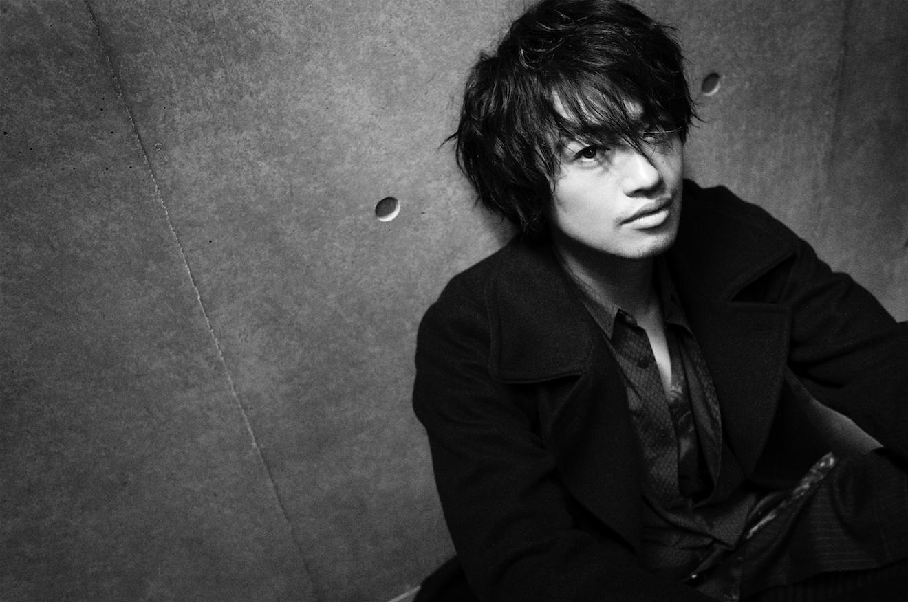 Takumi Saitoh. Photo by Mika Ninagawa