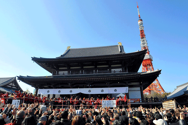 bean-throwing-festival-zojoji-temple