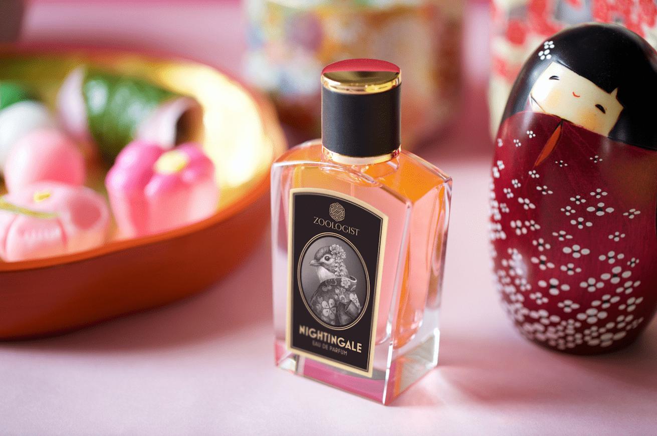 Nightingale perfume