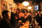 Warm Up with Local Sake in Shinjuku's Golden Gai