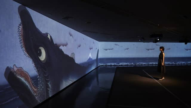super ukiyo-e exhibition