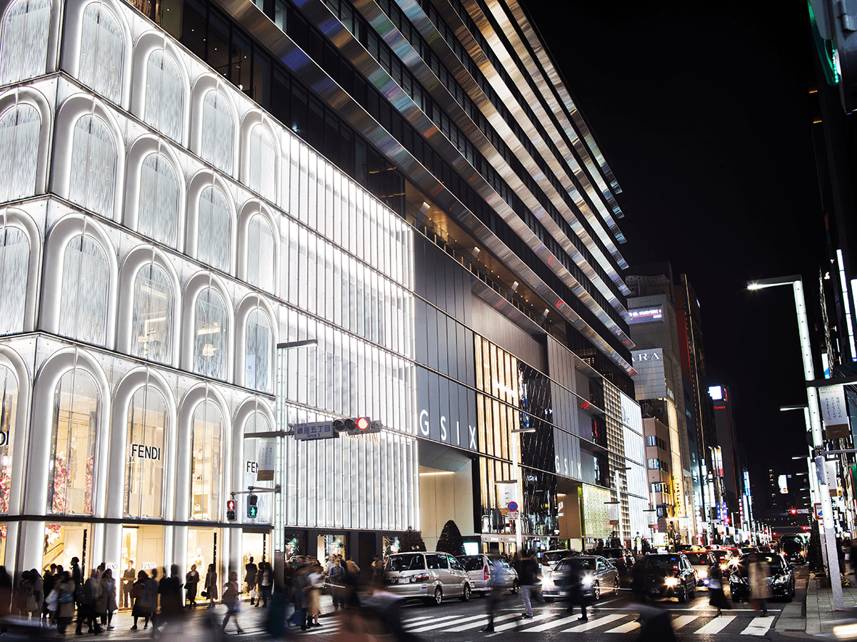 Ginza Six Is A Luxury Shopper S Seventh Heaven Tokyo Life
