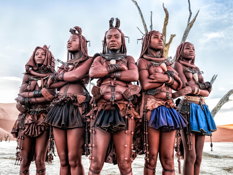 Meet African Women