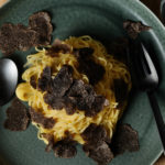 New Aoyama Restaurant Combines Truffle Pasta and a Led Zeppelin Soundtrack
