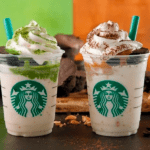 The Changing Seasons Bring Tempting Frappuccinos to Japan's Shores