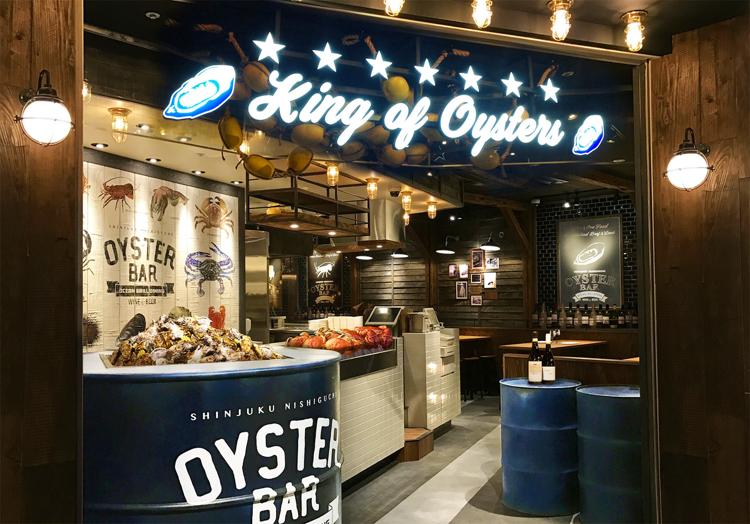 New Restaurant Brings The New York Oyster Bar Experience To