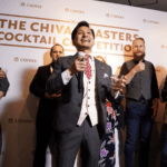 Japanese Bartender Represents China with a Win at Chivas Bartending Competition