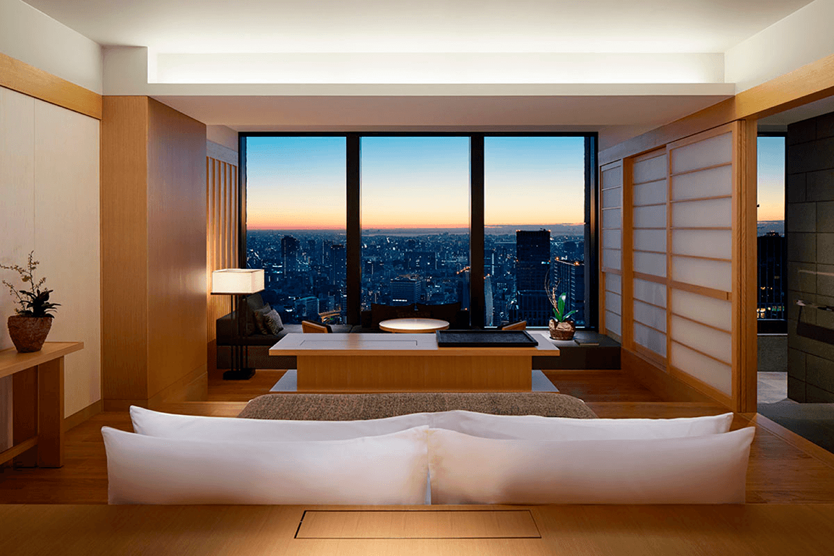 Hotels With Big Rooms In Tokyo
