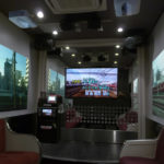 Feel Like You're in the Conductor's Seat in This Railway Karaoke Room