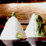 Sudachi Ginger Shaved Ice Brings the Chill to Shogaya Kurobe Kichijoji