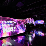 Panasonic Adds a High-Tech Twist to Theatre Show Fuerza Bruta