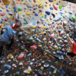 Go Bouldering in Tokyo at Rhino and Bird