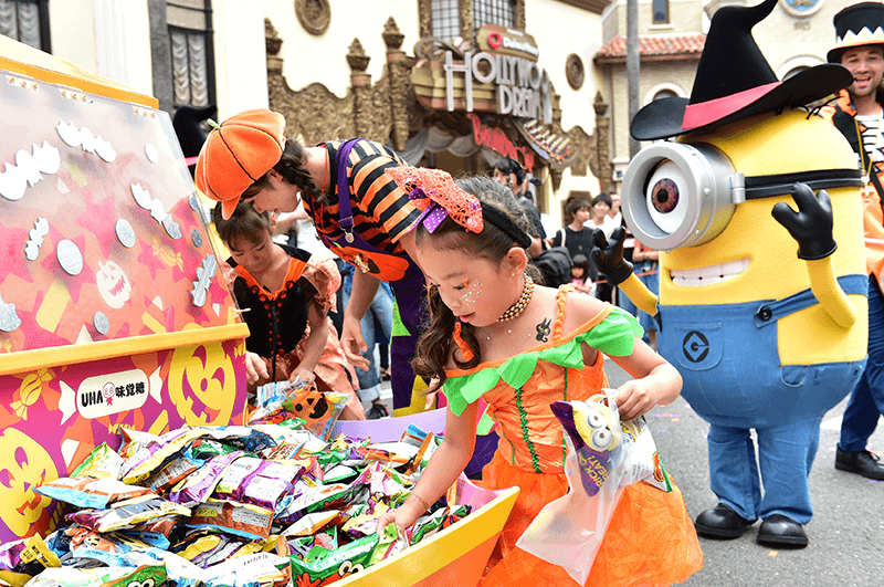 Universal Trick or Treat