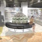 Tarinzaki Chrysanthemum Art Project Makes Designart Debut