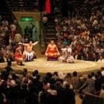 Sumo Wrestling Tournament Tokyo Tickets