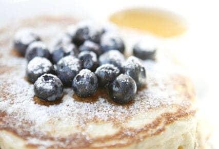 Clinton Street Baking Co Tokyo Pancakes