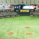 Watch the Yomiuri Tokyo Giants at the Tokyo Dome