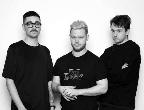 picture of the members of the band alt-J